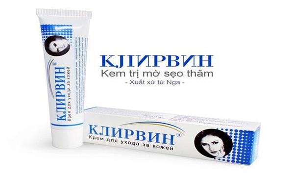 Kem trị sẹo Nga Klirvin có tốt không?