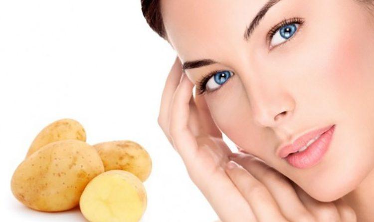 3 cách trị thâm quầng mắt bằng khoai tây trong 10 ngày