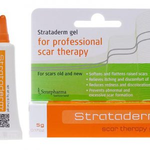 Kem trị sẹo rỗ Strataderm