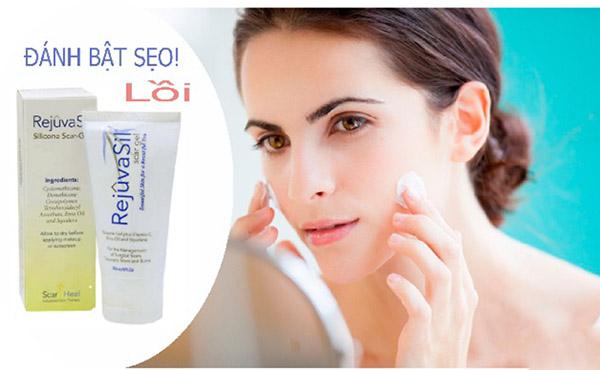Hướng dẫn cách sử dụng kem trị sẹo Scar Rejuvasil đem lại hiệu quả tốt nhất 3